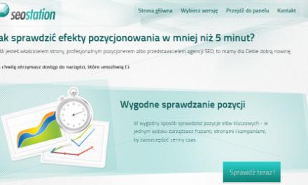 Seostation.pl ? wrażenia